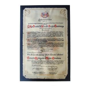 Orden ciudad de bucaramagna al merito educativo y cultural 2011