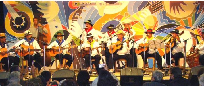 Con humor y talento Los Muchos demuestran que la música andina también puede ser divertida