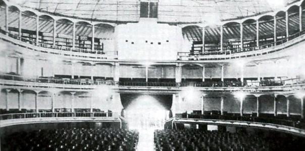 Nuestros viejos teatros