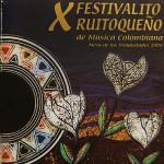 10. Festivalito Ruitoqueño 2000