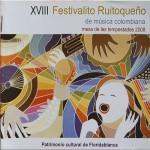 18. Festivalito Ruitoqueño 2008