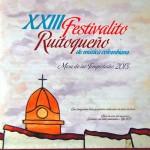 23. Festivalito Ruitoqueño 2013